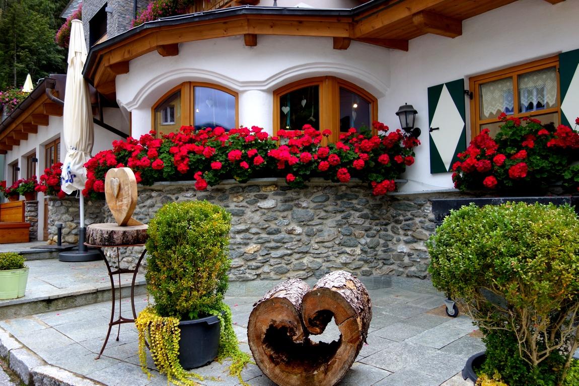 Цветочный дизайн в Австрии