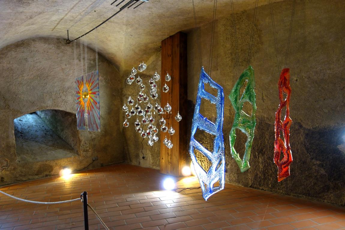 Комната в замке Хоэнверфен -АРТ композиция