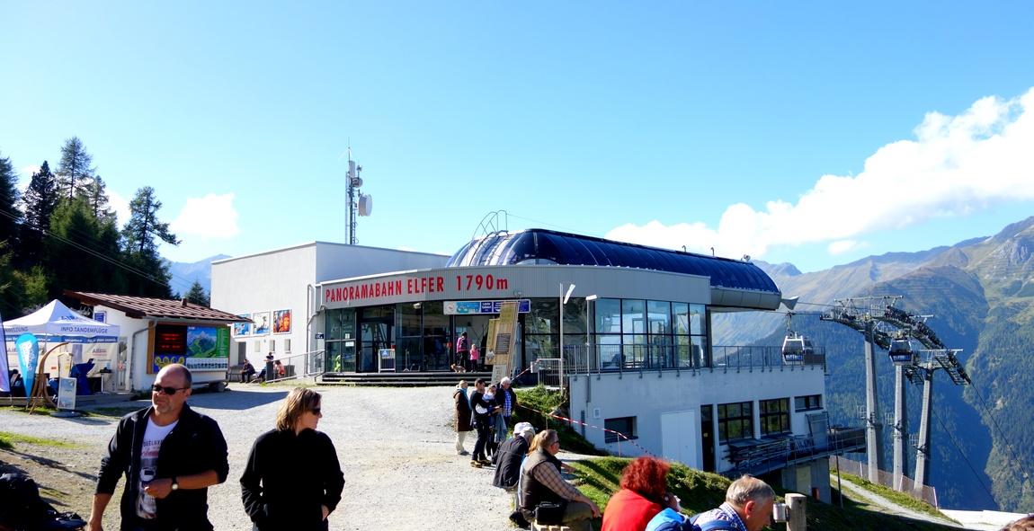 Станция Elfer веб - Issenangeralm - Нойштифт (Австрия) в Австрии