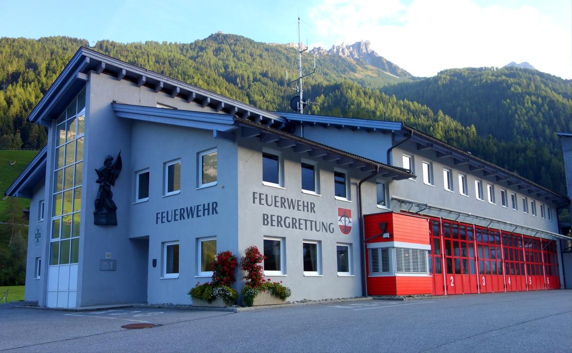 Пожарная станция в г. Нойштифт Австрия