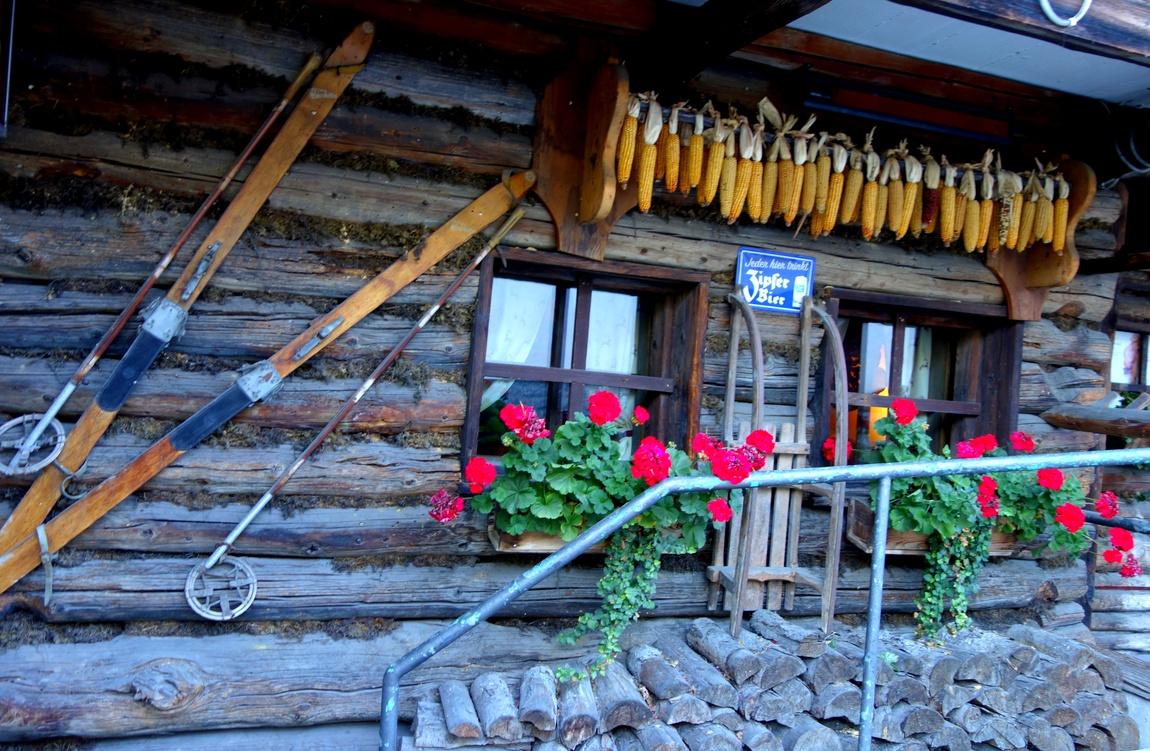 Австрия - украшение дома