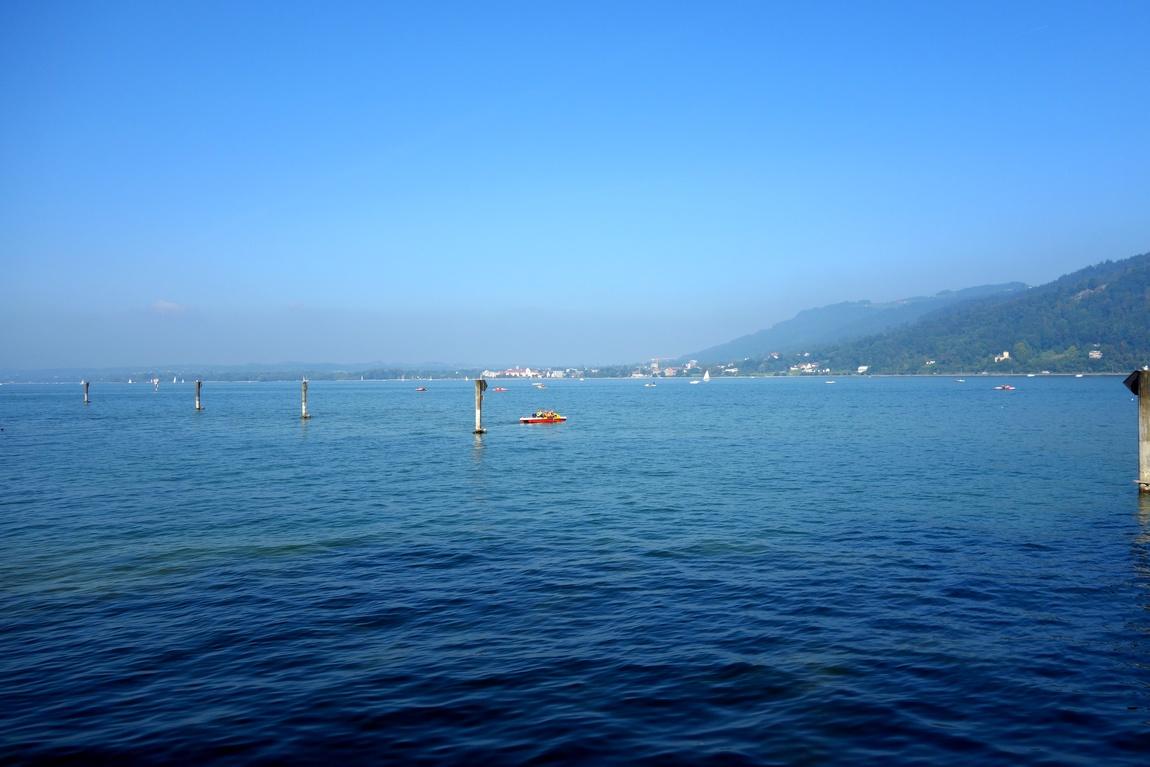 Болдинское озеро в Австрии -Германии