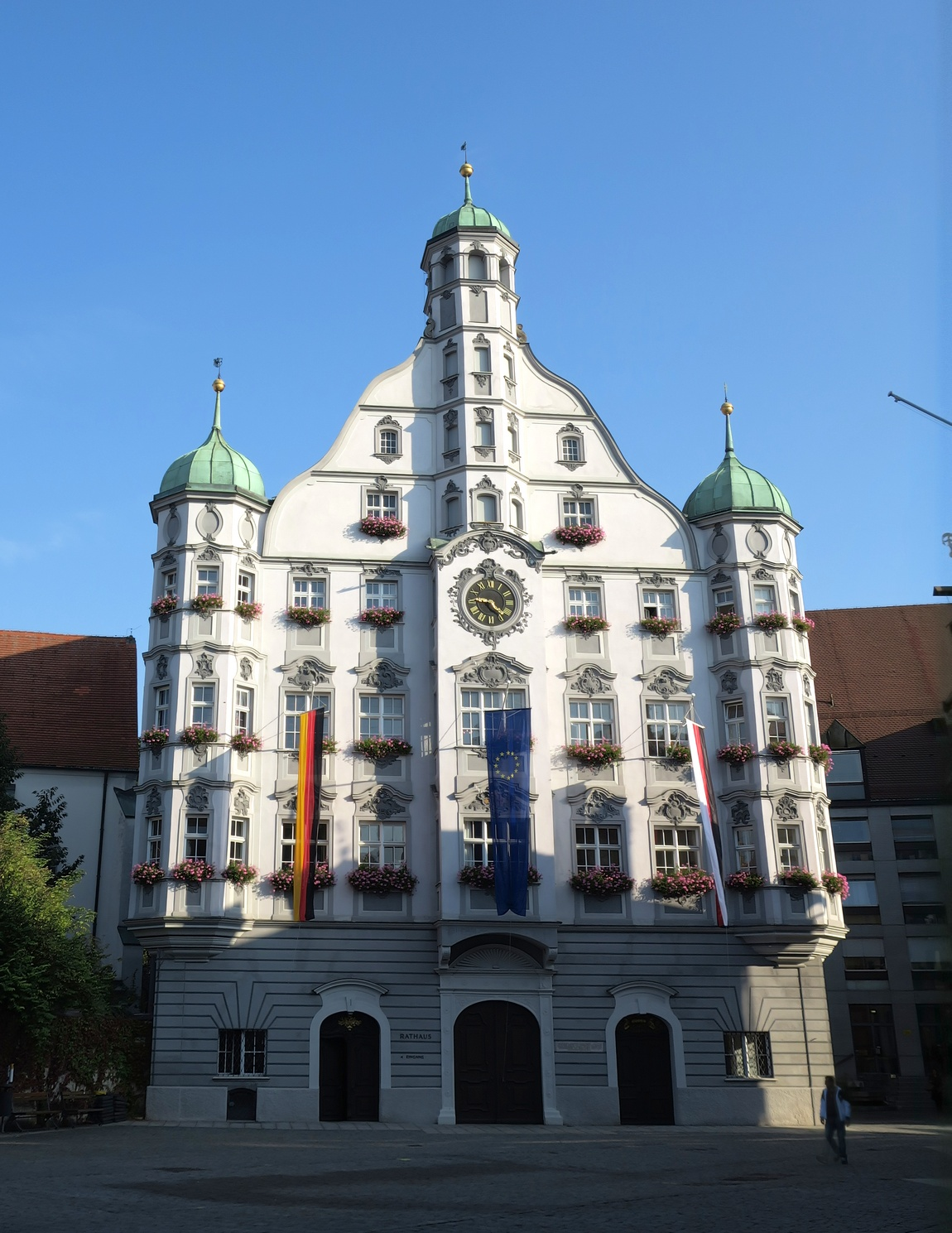 Мемминген - Германия
