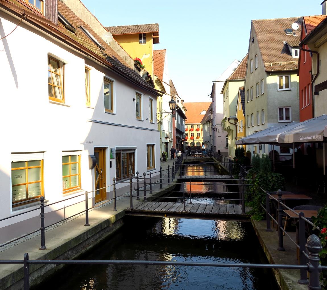 Мемминген каналы - Германия