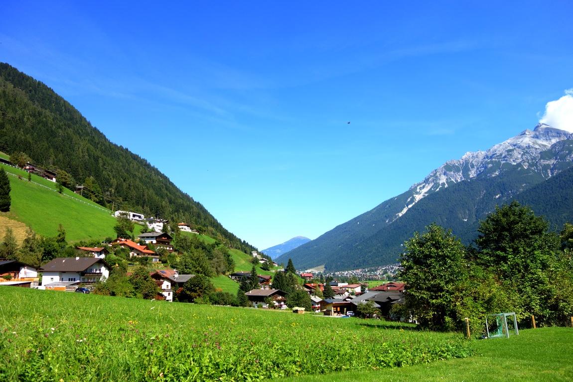 Долина Штубай в Австрии