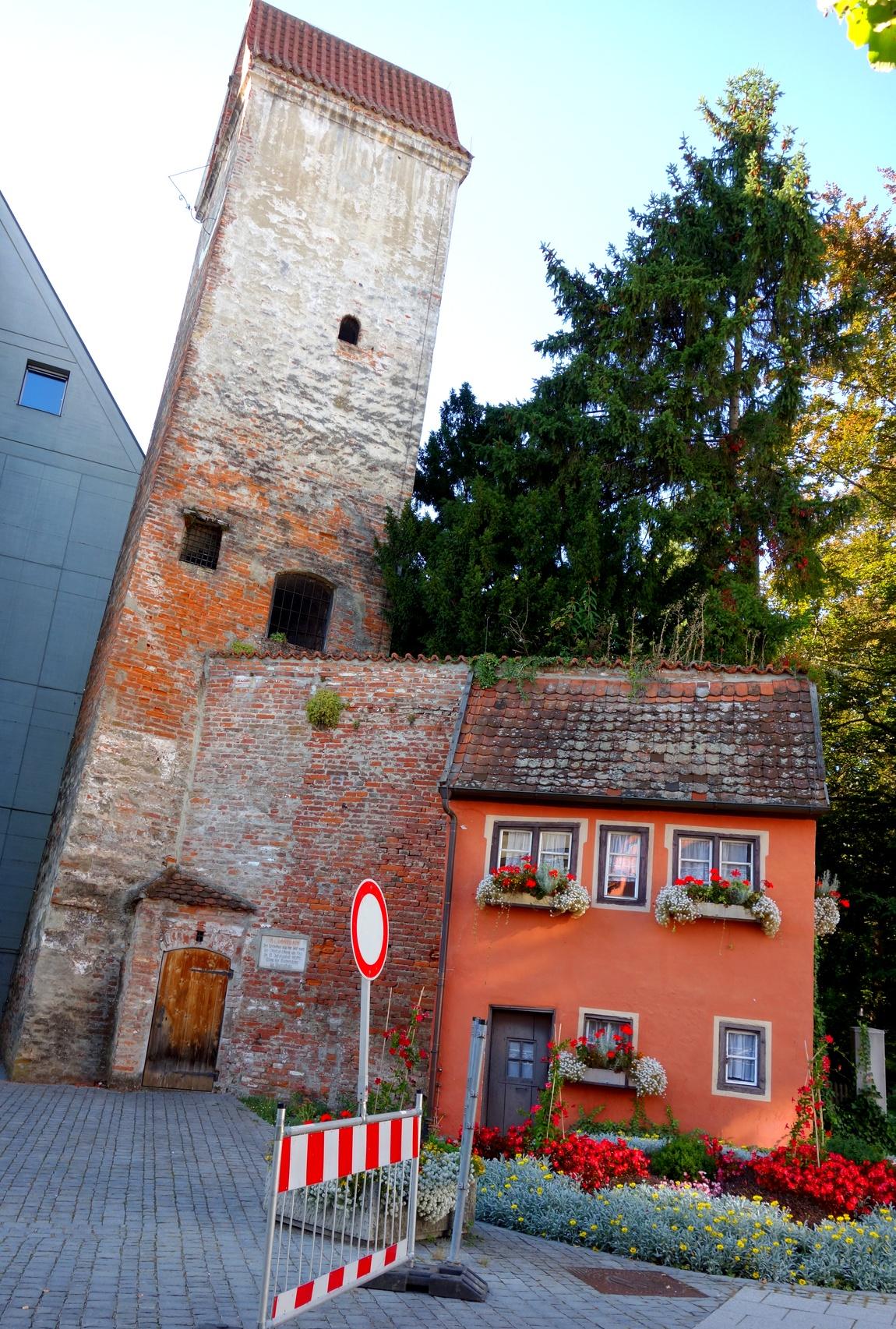 Башня ведьм в Меммингене