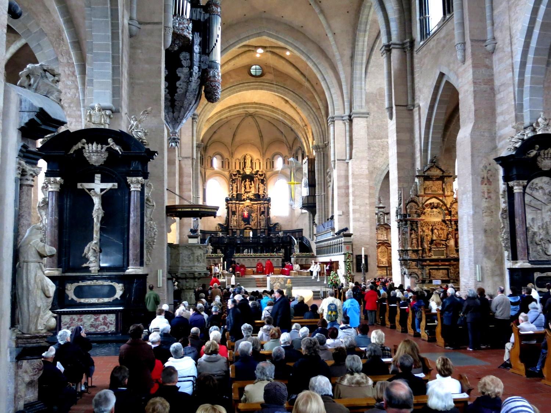 Трирский собор Св. Петра