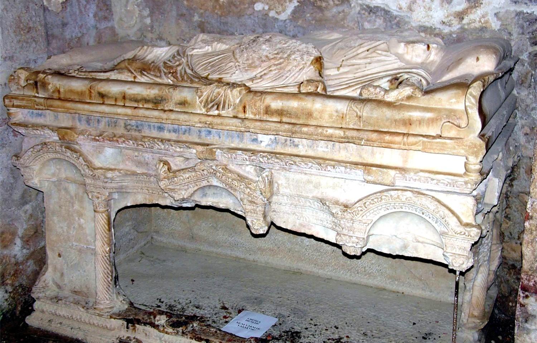 Гробница Св. Николая в Демре (Турция)