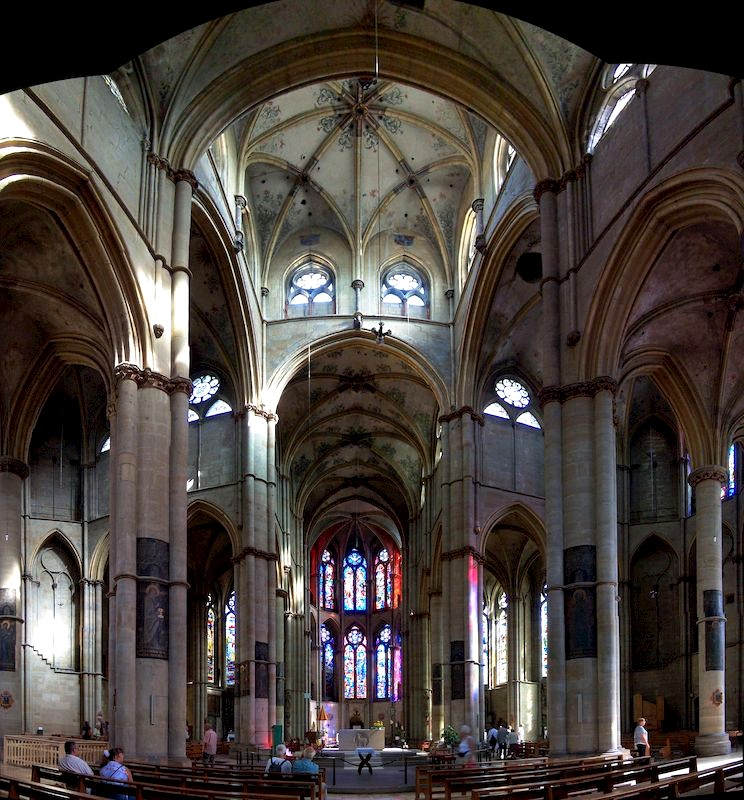 Церковь Богоматери Фрауенкирхе в Трире