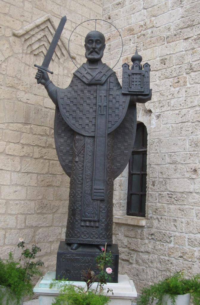 Св. Николай в Бари