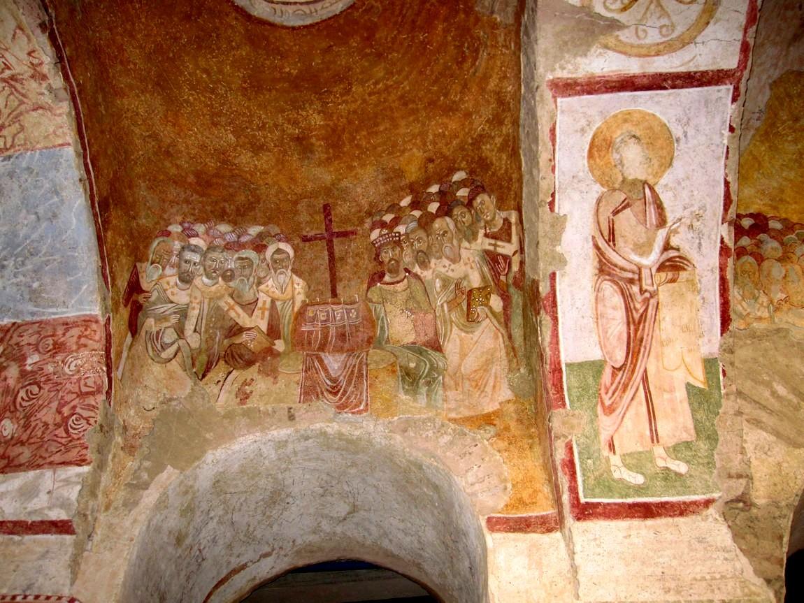 Церковь Св. Николая в Демре (Турция)