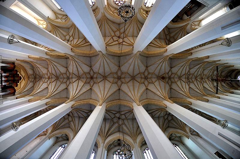 Собор Фрауенкирхе - Мюнхен