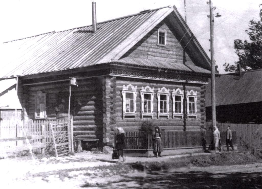 Деревня Черепаново -родной дом