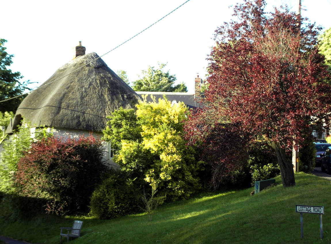 Английские домики