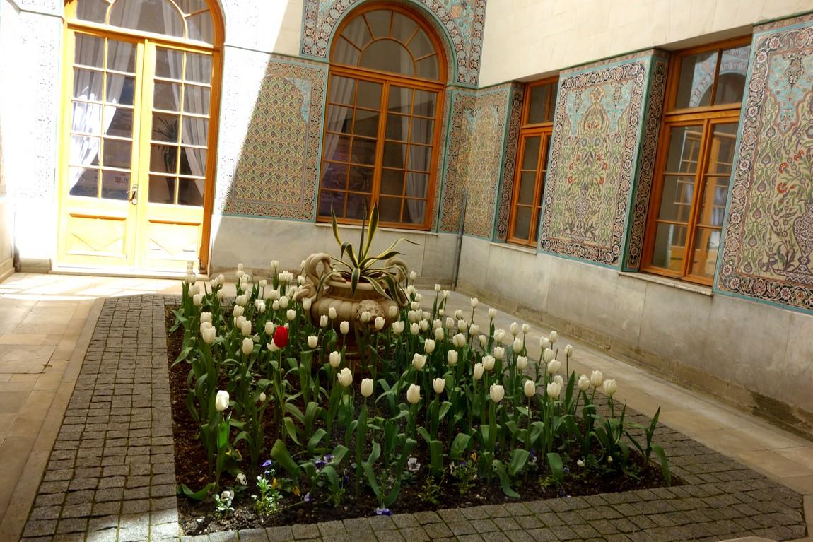 Ливадийский дворец -Арабский дворик
