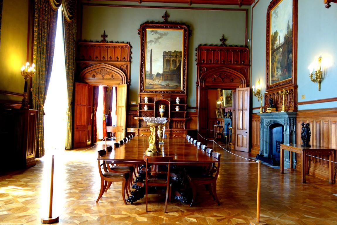 Воронцовский дворец - Парадная столовая
