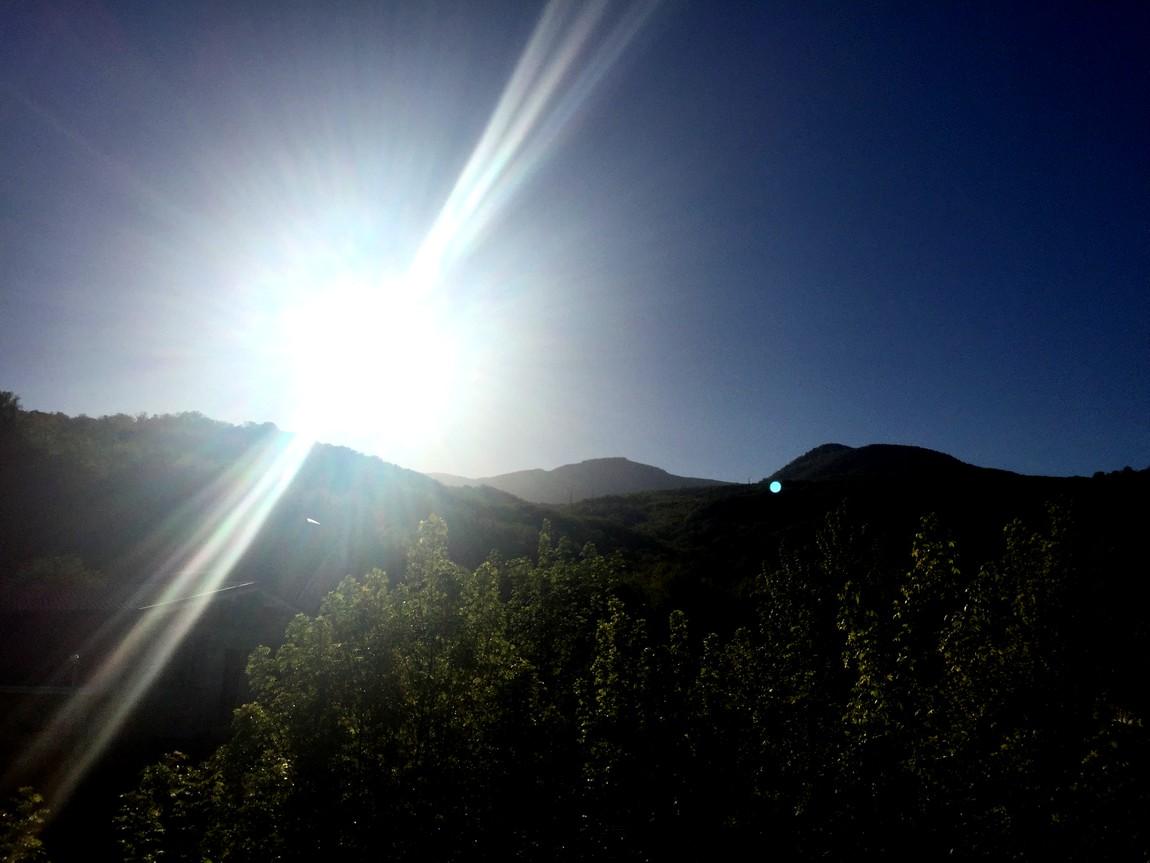 Алушта и горы