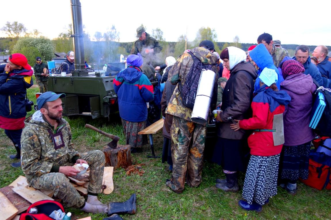 Великорецкий крестный ход 2017