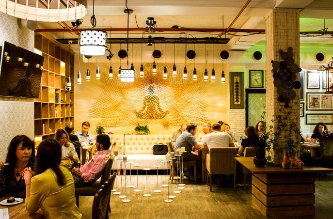 Ялта - кафе Прасад
