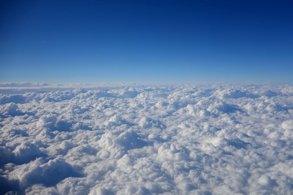 Небо над Австрией