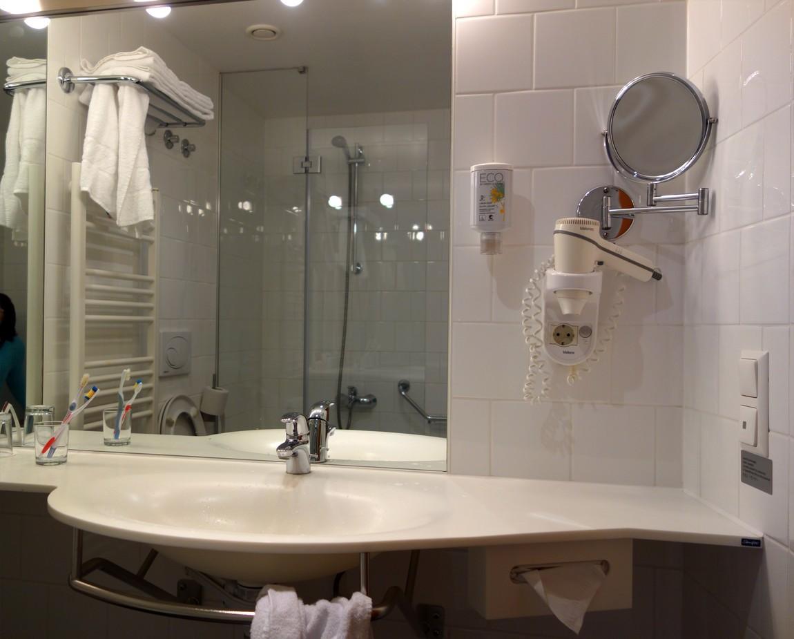 Номер гостиницы в Вене