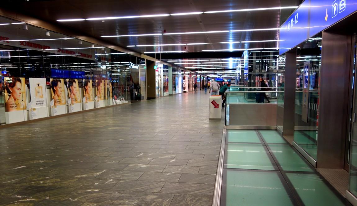 Вокзал в Вене