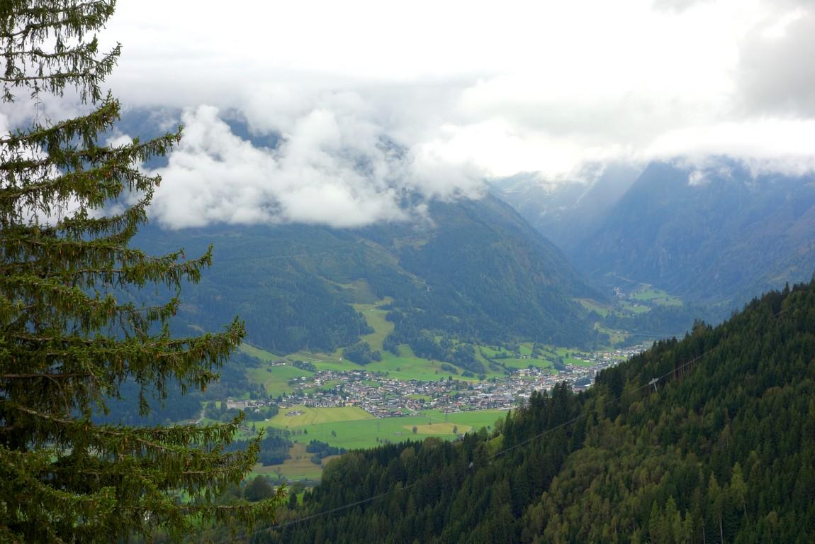 Горы в окрестностях Цель-ам-Зее