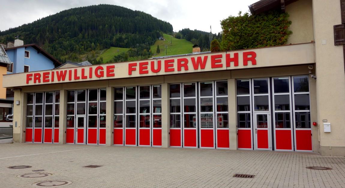 Пожарная станция в Цель-ам-Зее (Австрия).
