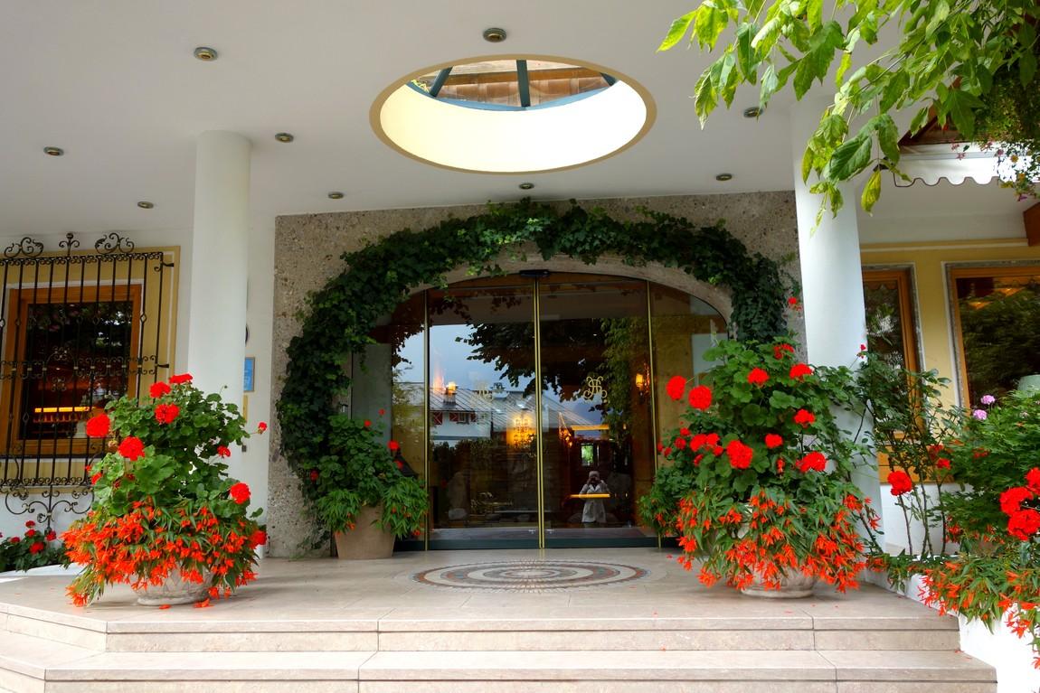 Гостиница 5* в Цель-ам-Зее
