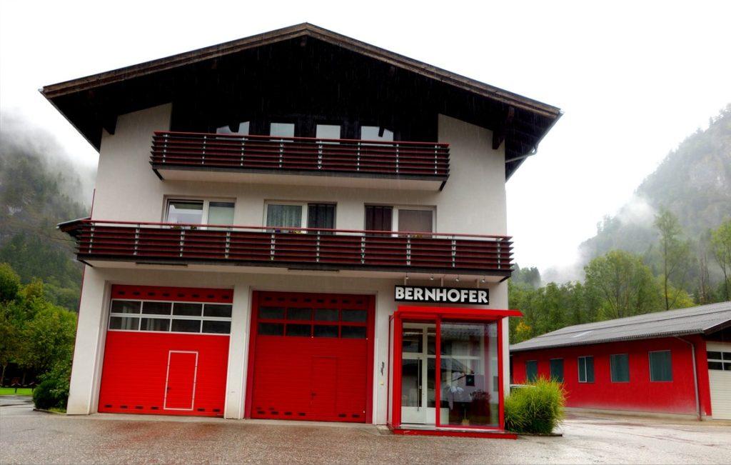 Пожарная станция в Австрии