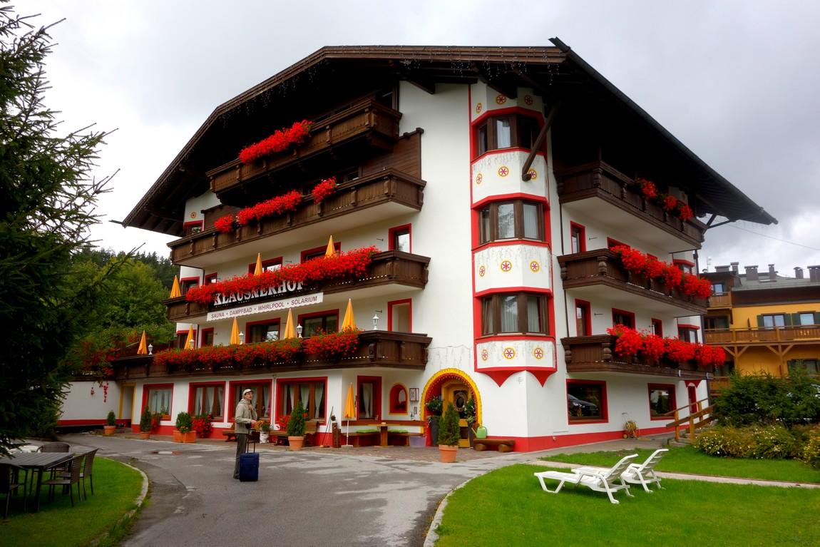 Отель Langhaus Klausnerhof Hotel Garni - в Зефельд (Австрия)