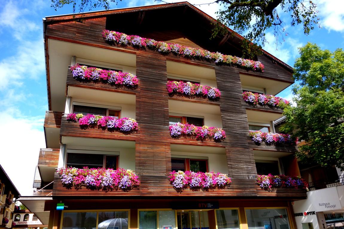 Красивые домики Австрии