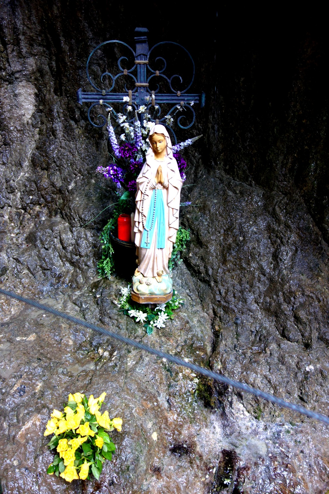 Ущелье Лойташ - св. Мария