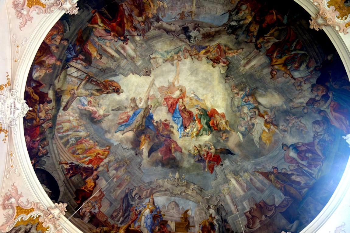 Церковь Святых Петра и Павла в Миттенвальде
