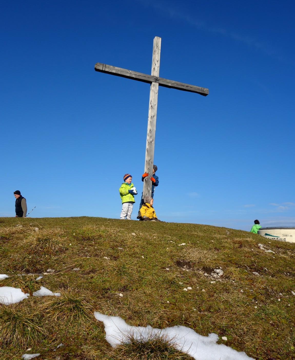 В горах Австрии