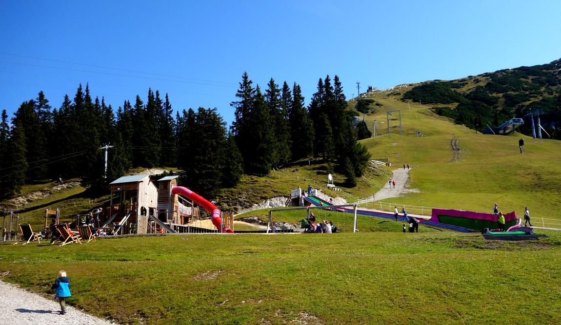 Детская площадка - Австрия