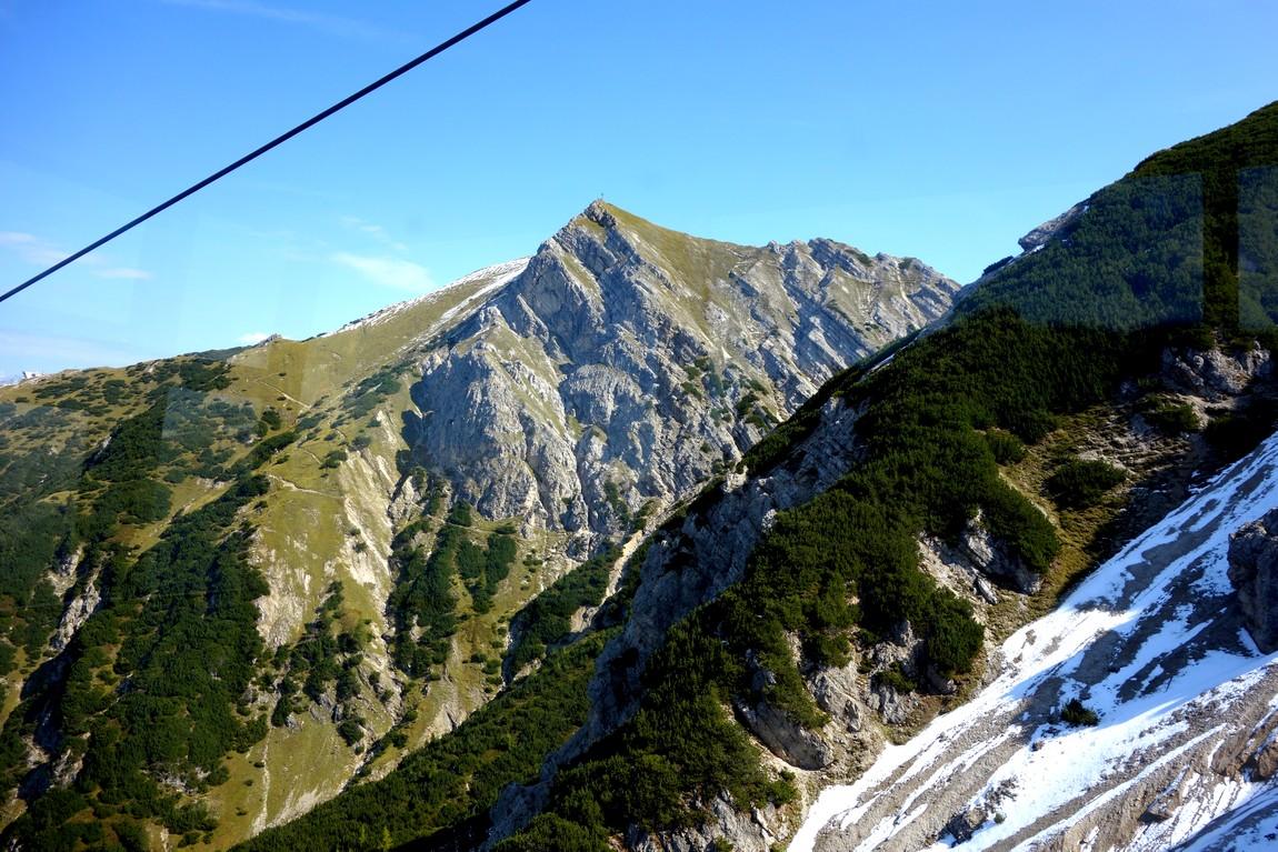 Канатка Harmelekopfbahn - Австрия
