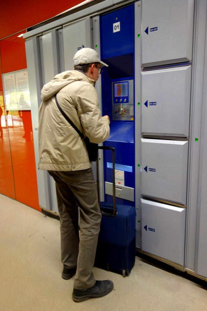 Камеры хранения в Австрии