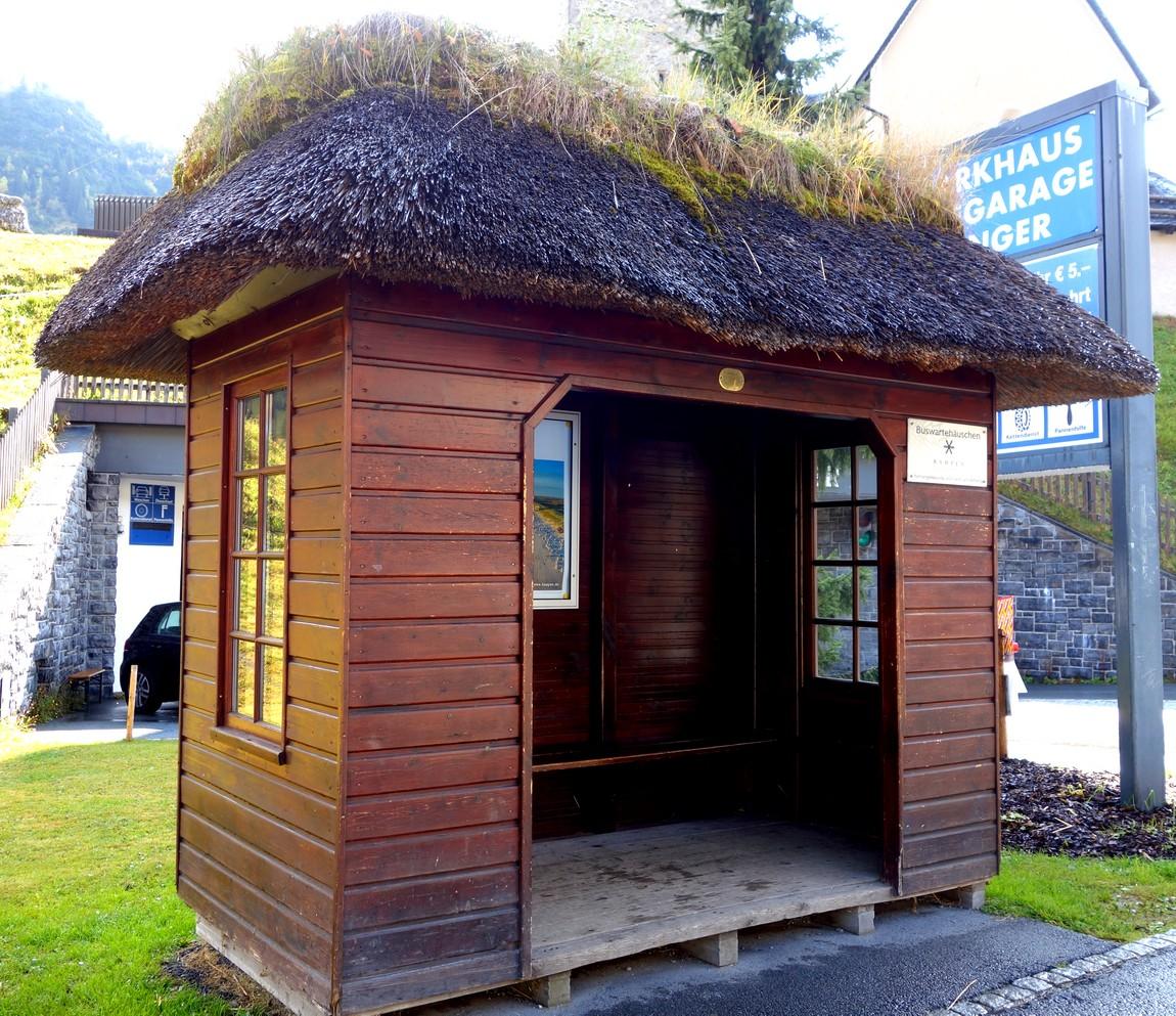 Лех-ам-Альберг (Австрия) - остановка