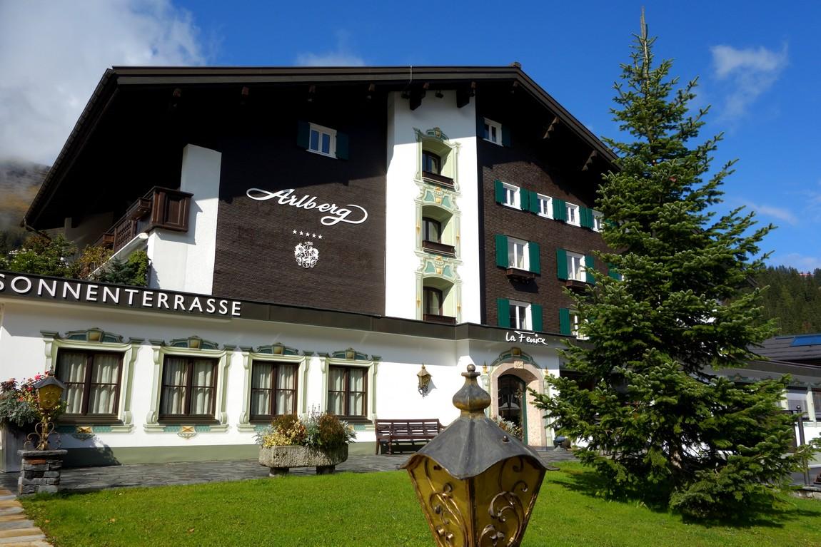 Лех-ам-Альберг (Австрия)