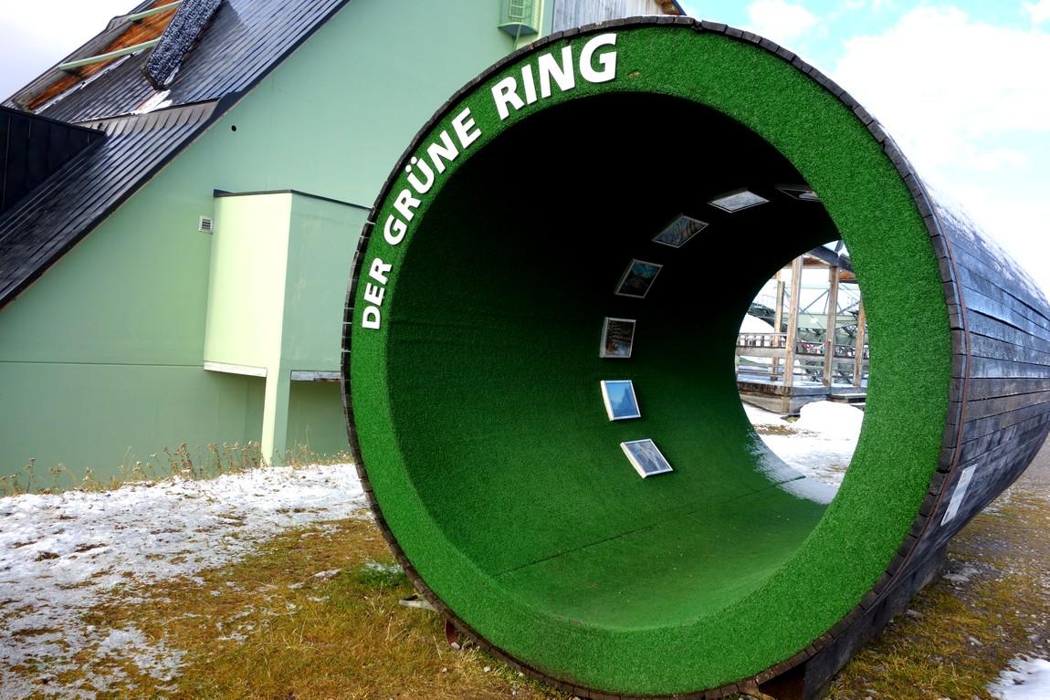 Rüfikopfbahn -горы Австрии
