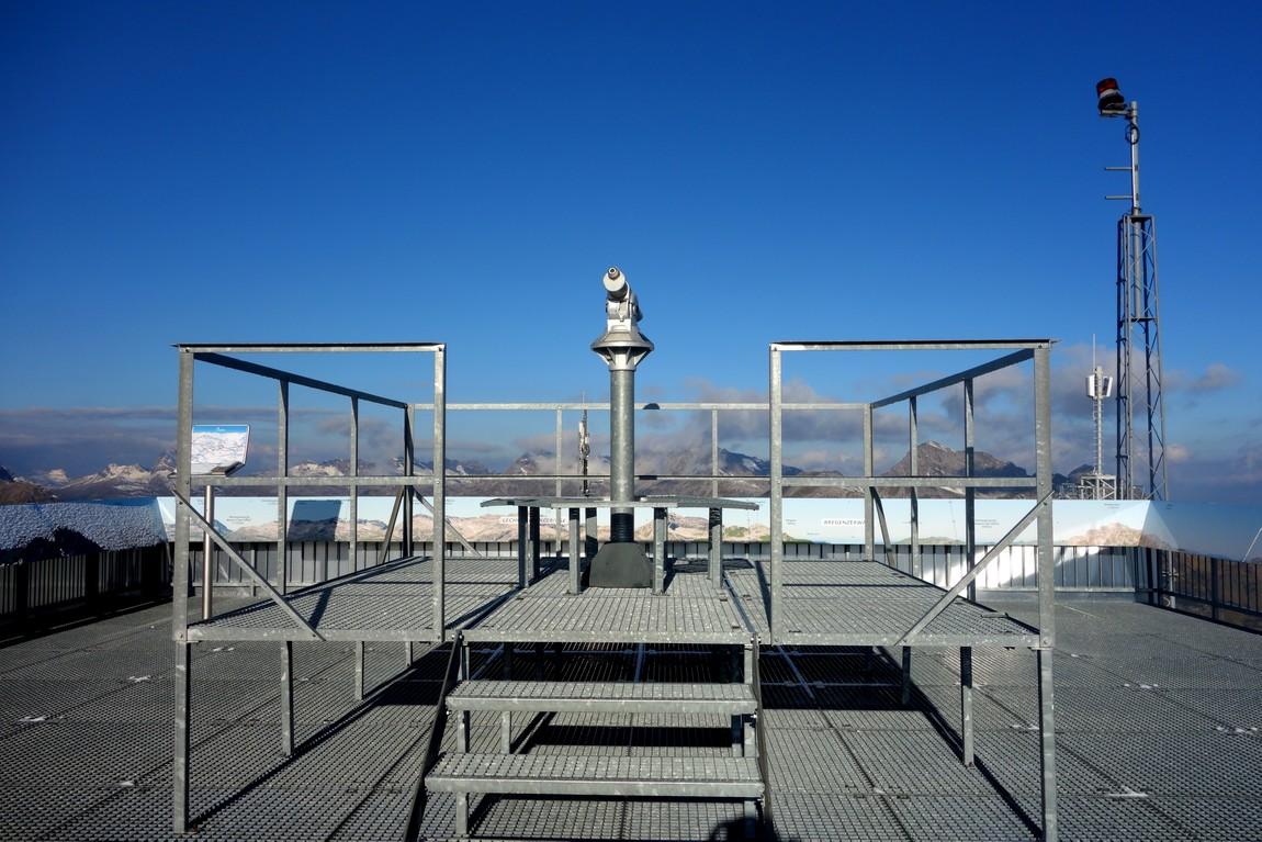Панорамная платформа Rufikkopf 2362 - Австрия