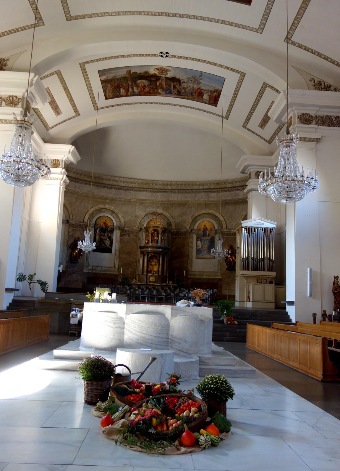Приходская церковь Санкт-Мартин - Дорнбирн