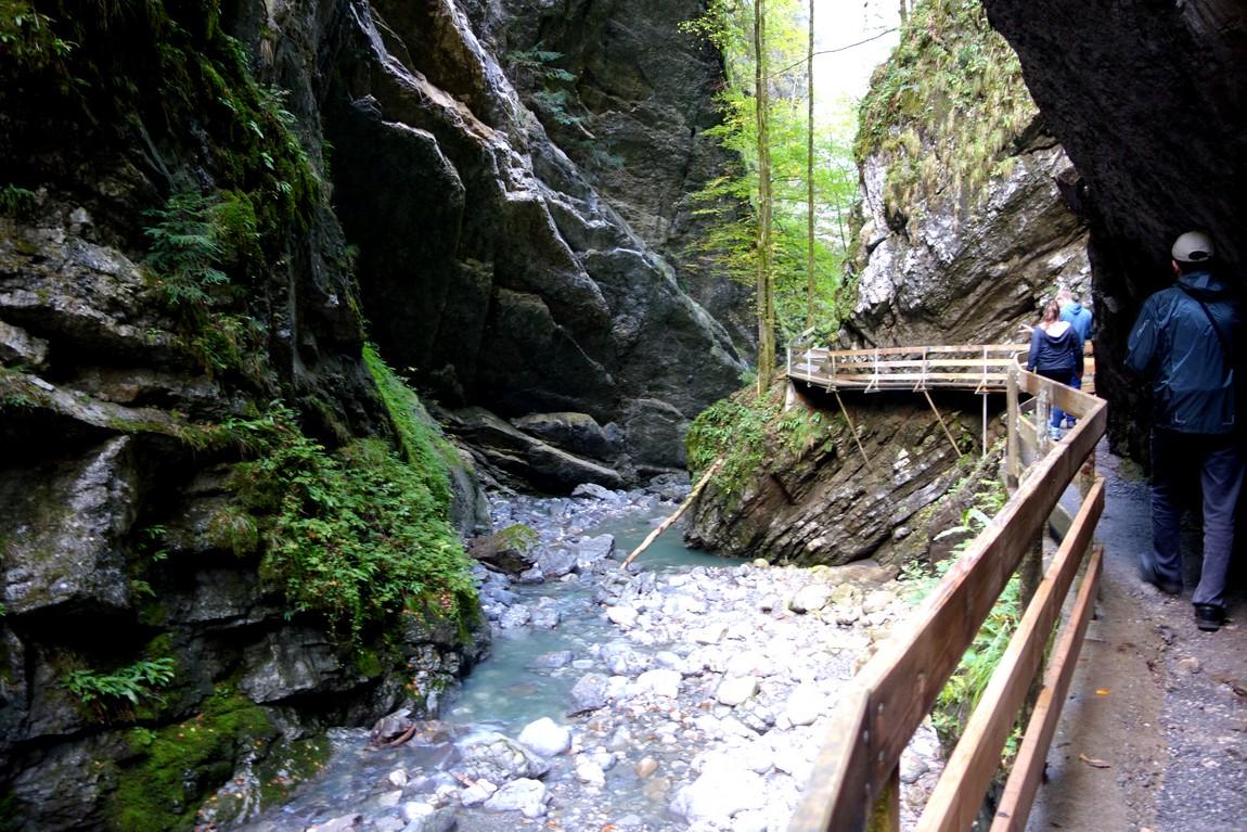 Ущелье Альплох (Австрия)