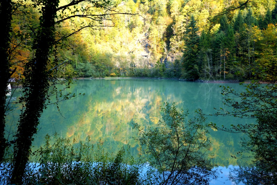Озеро Штауфензее (Staufensee) (Австрия)