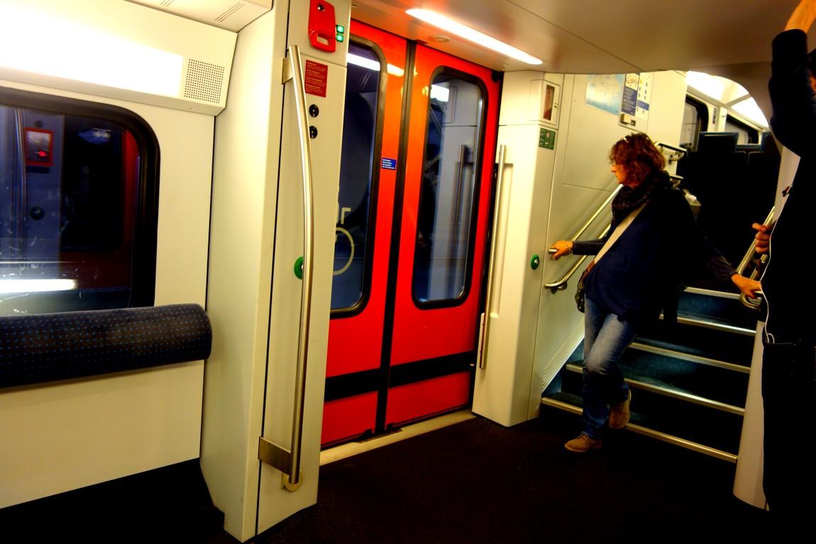 Поезда Австрии