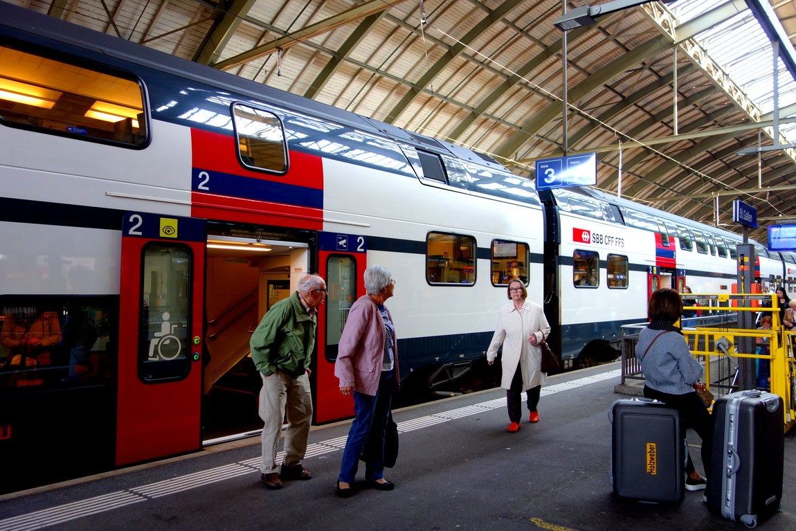 Вокзалы Австрии