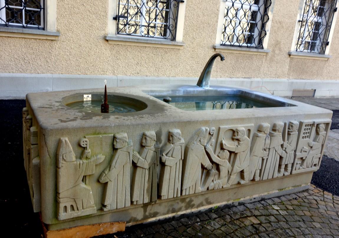 Монастырь Санкт-Галлен -
