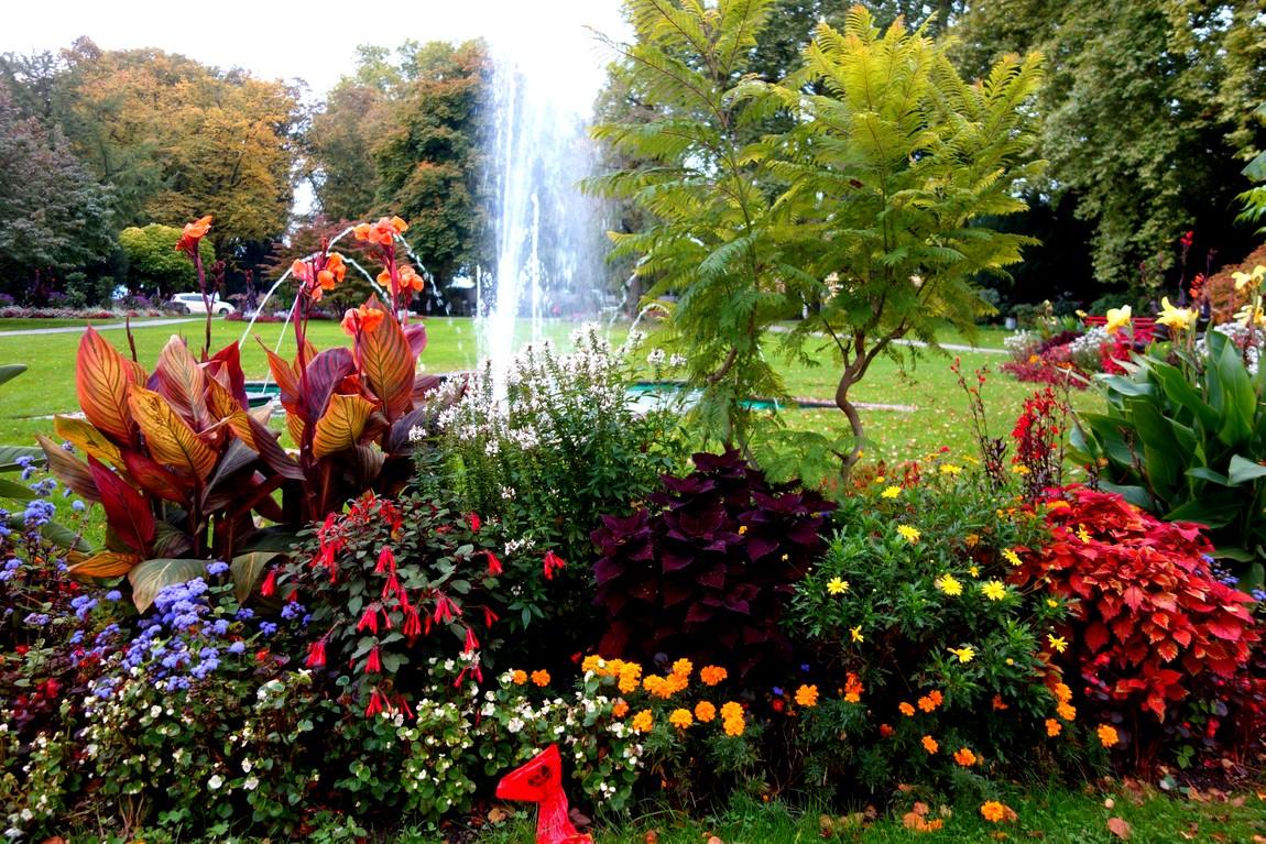 Парк в Линдау