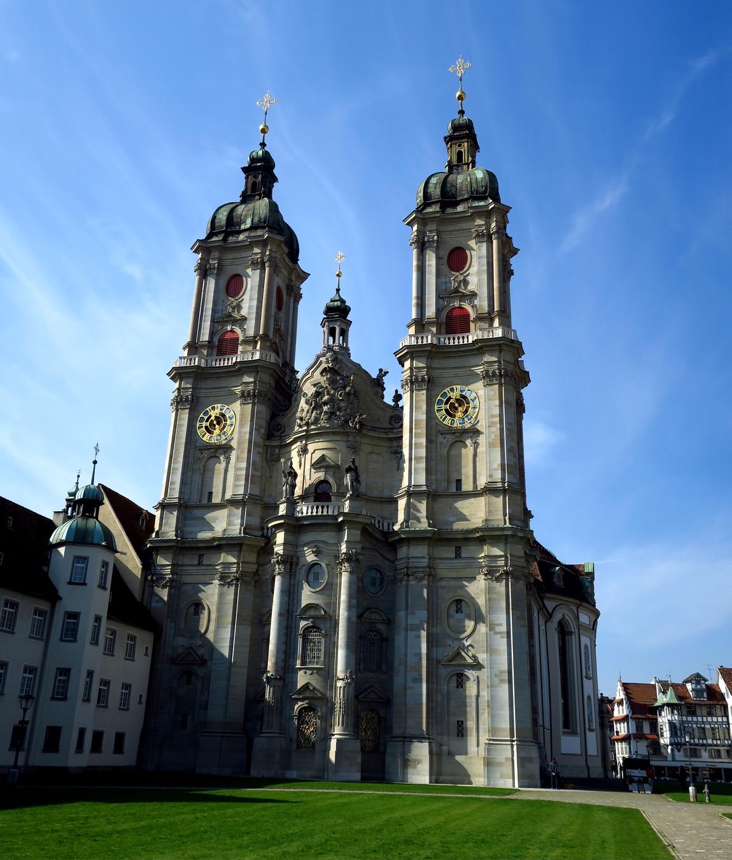 Монастырь Санкт-Галлен (Швейцария)